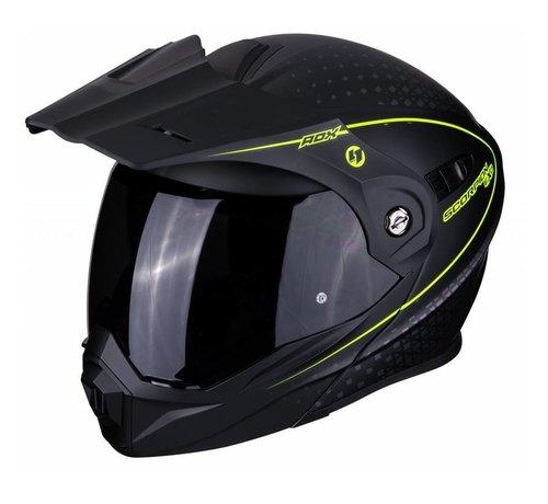 Scorpion ADX-1 Horizon matt black/neon yellow