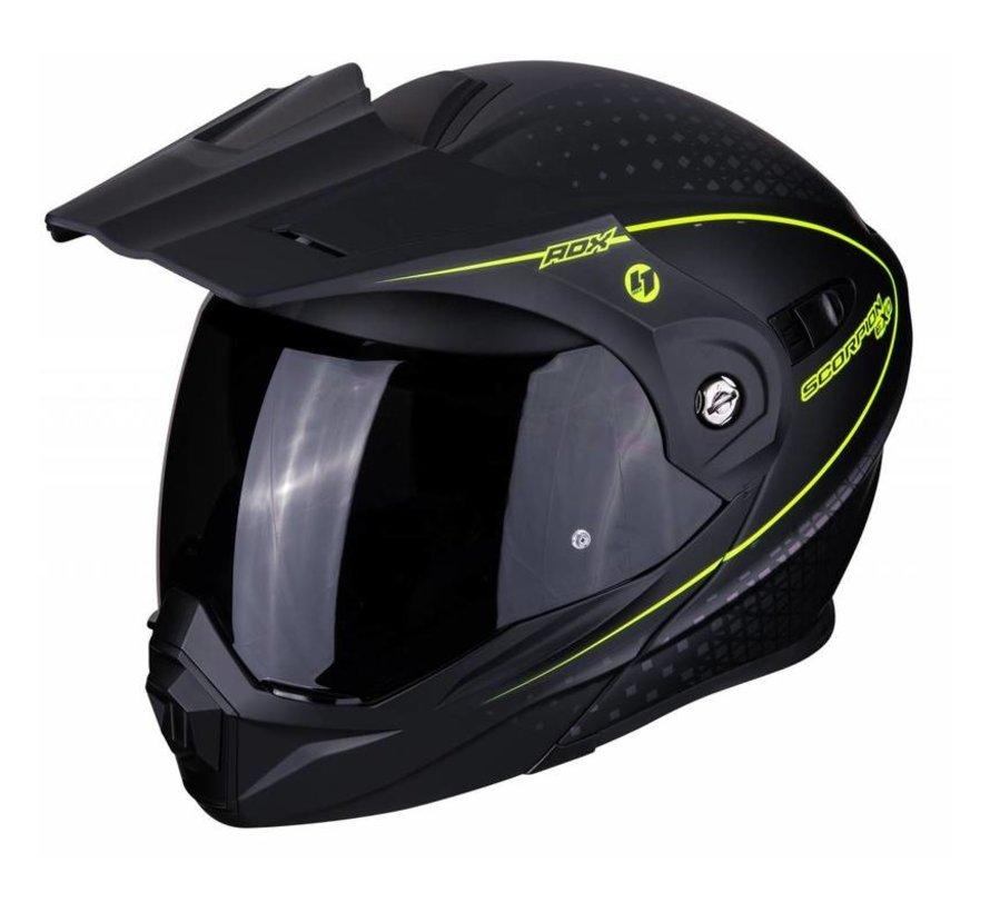 ADX-1 Horizon matt black/neon yellow