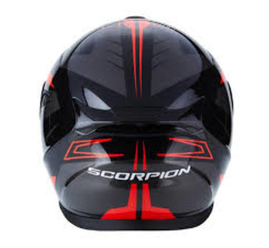 Exo 920 Shuttle black/red