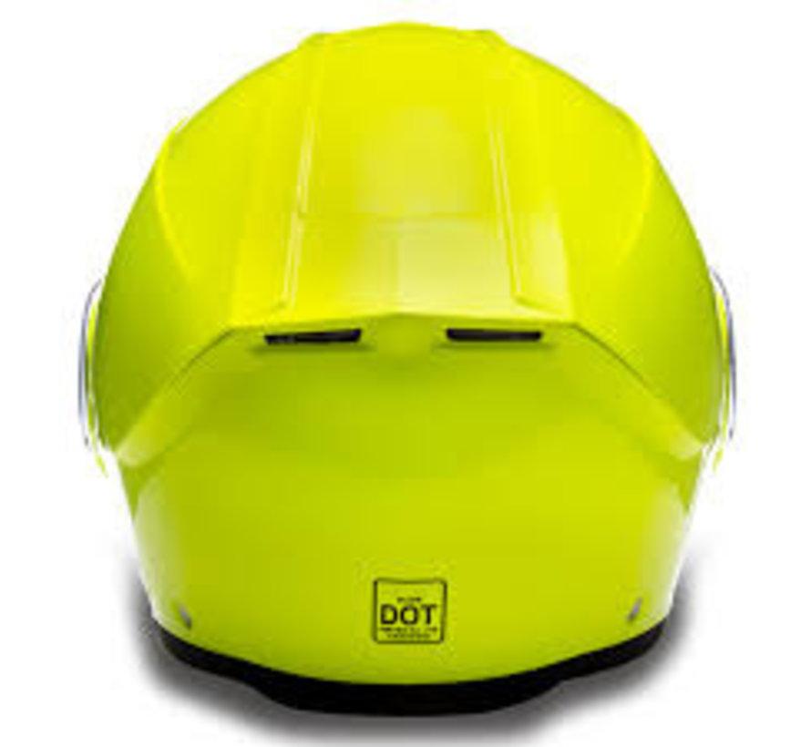 Glide fluorescent yellow