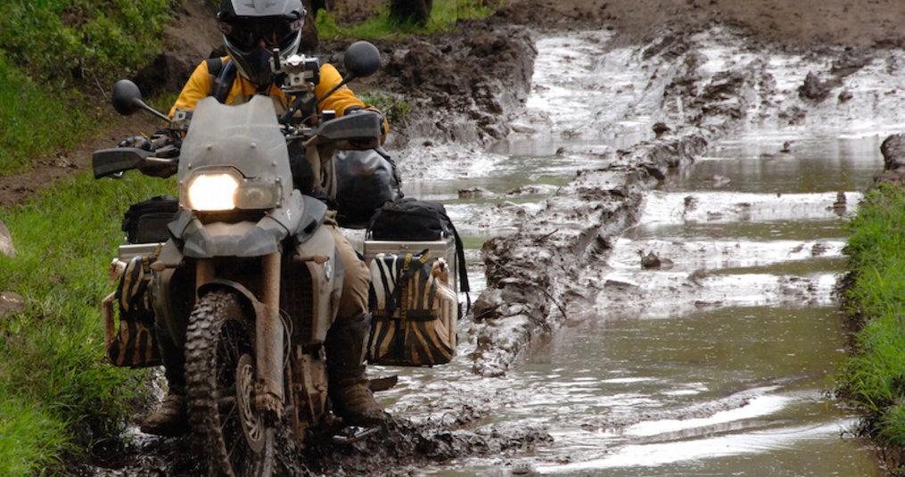 Het wassen van je motorkleding