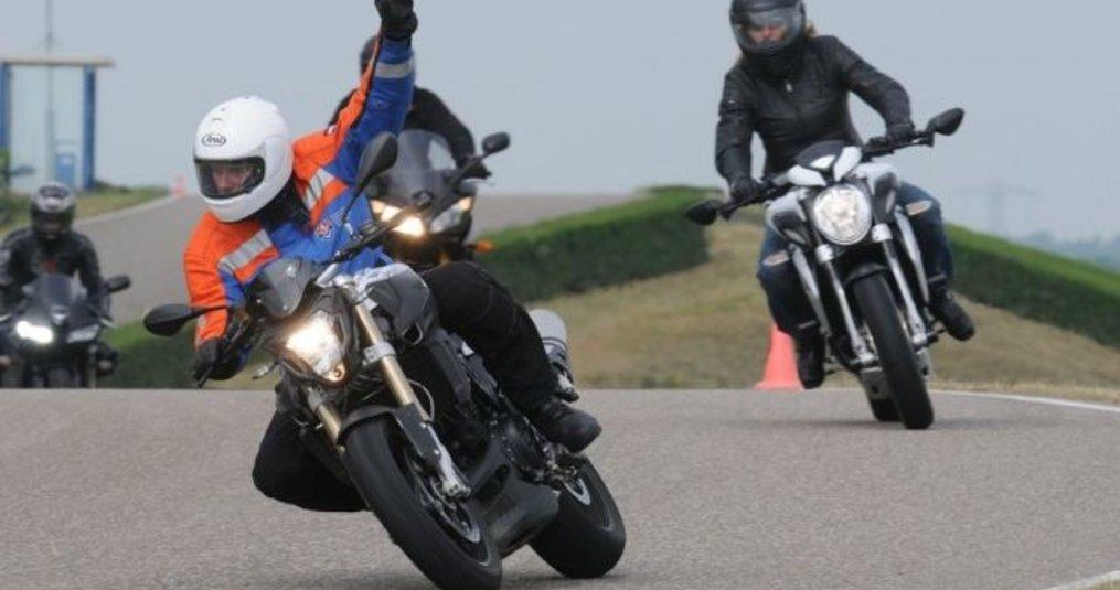 Veilig motorrijden doe je zo!
