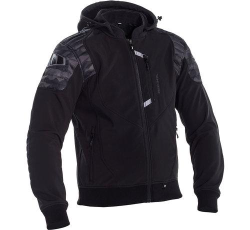Richa Atomic Jacket WP Camo Black