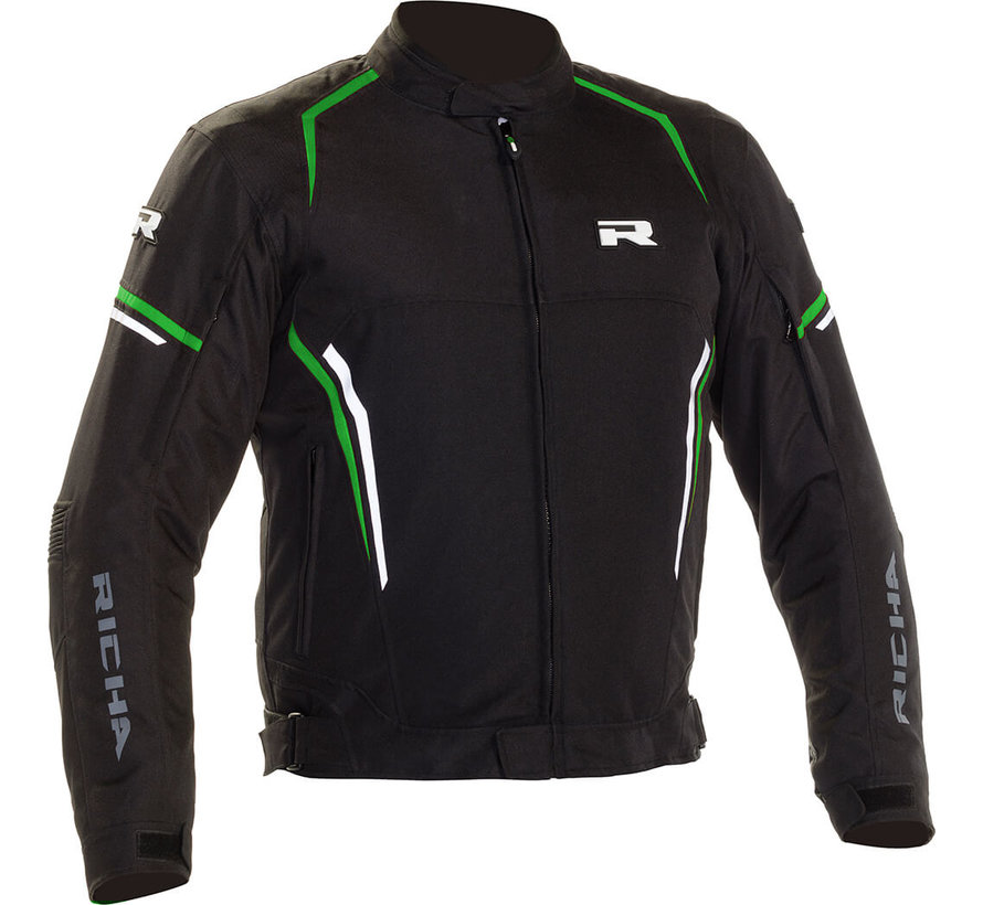 Gotham 2 Jacket Green