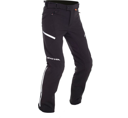 Richa Softshell Lady Pants Black
