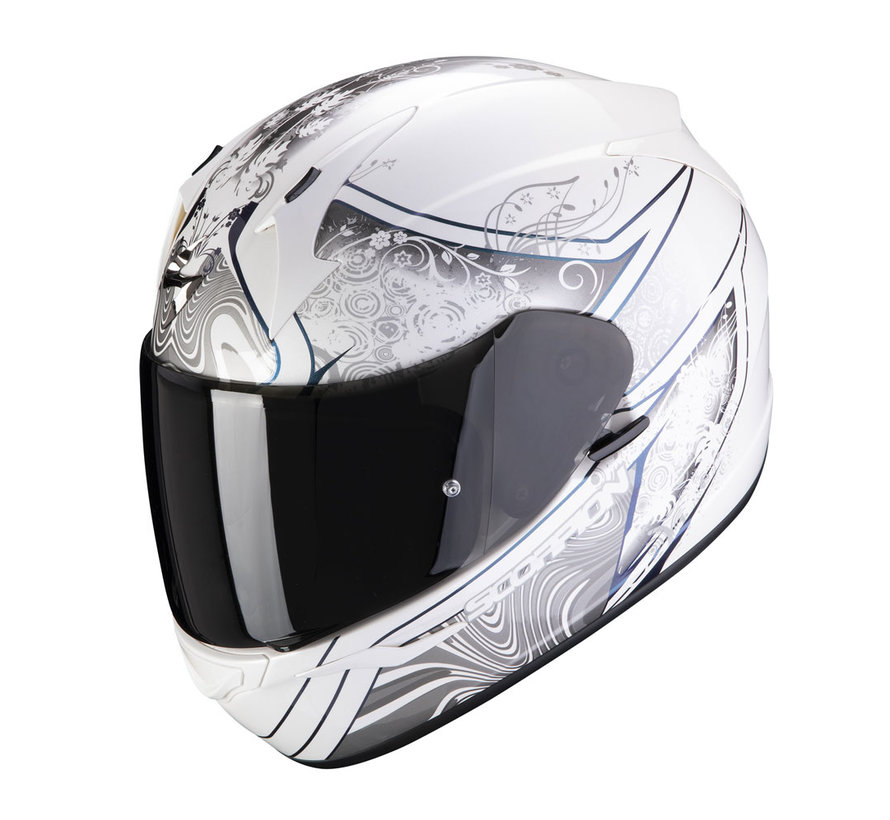 EXO-390 CLARA White-Silver