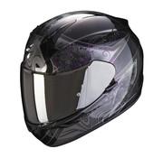 Scorpion EXO-390 CLARA Black-Silver