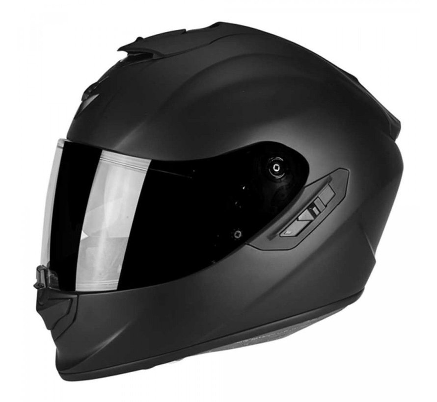 EXO-1400-AIR Solid Matt Black