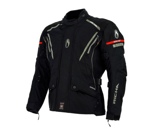 Richa Cyclone Jacket Black
