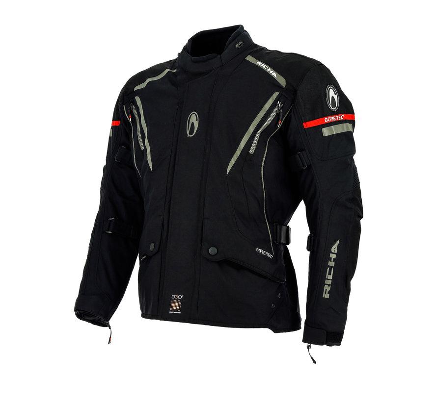 Cyclone Jacket Black