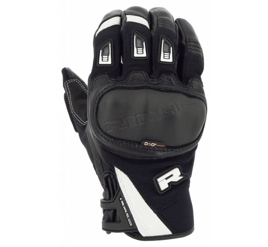 Magma 2 Glove White