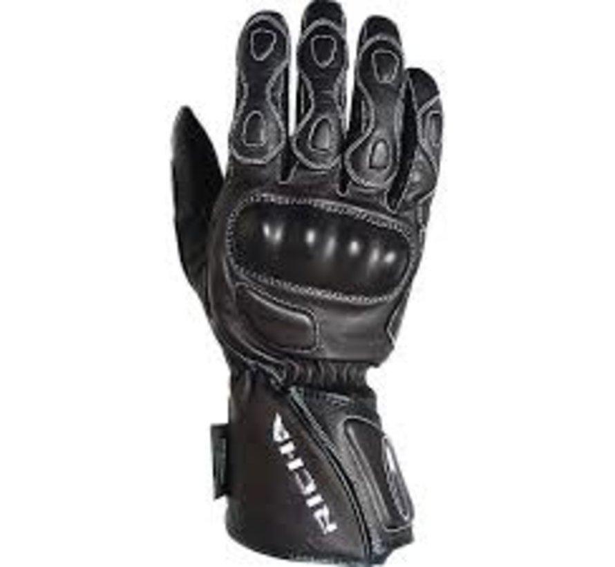 Waterproof Racing Gloves Black