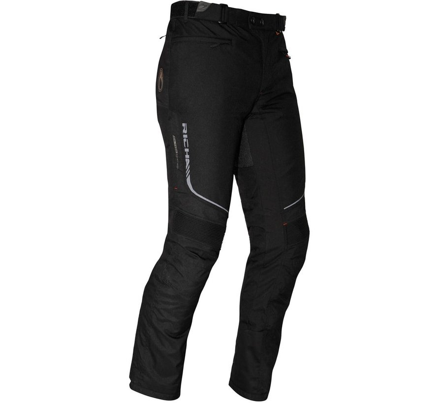 Colorado Long Trousers Black