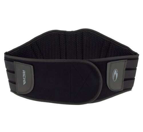Richa Kidney Belt Richa Black
