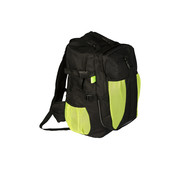 JH Sports JHS Route Backpack black/yellow