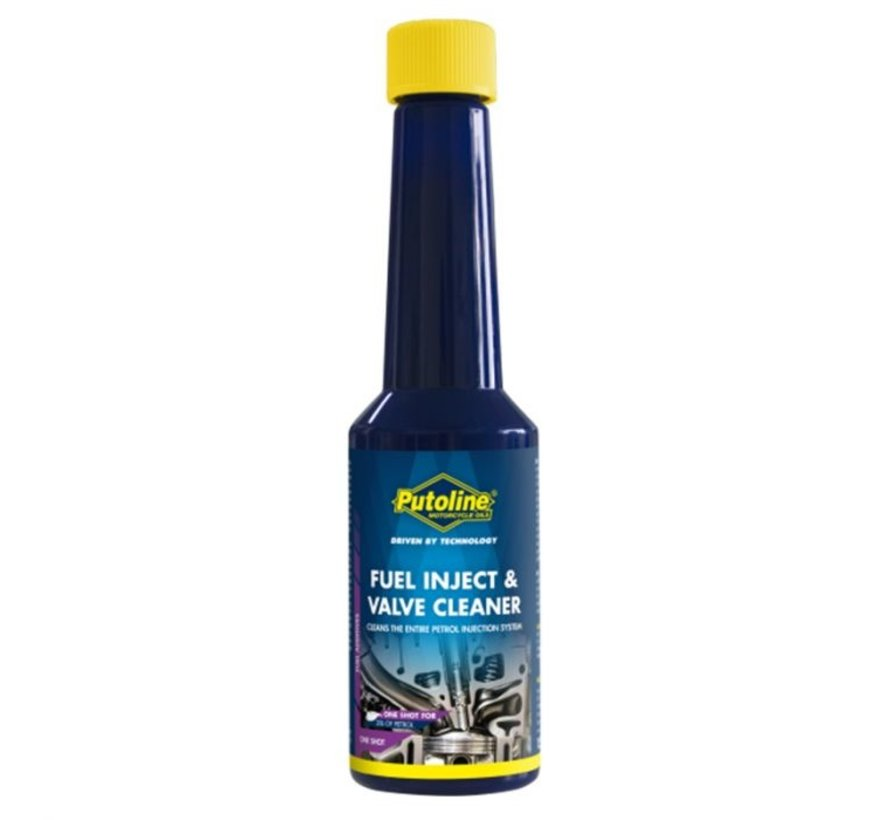 Fuel Inject & Valve cleaner 150mL