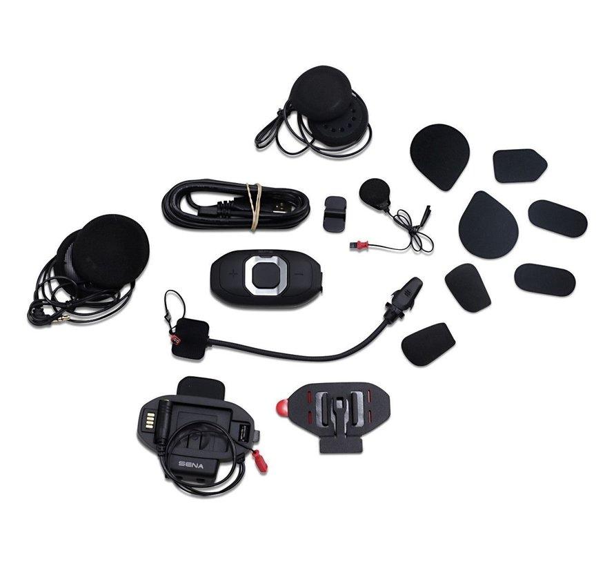 SF2-02 Bluetooth Headset Dual HD Speaker
