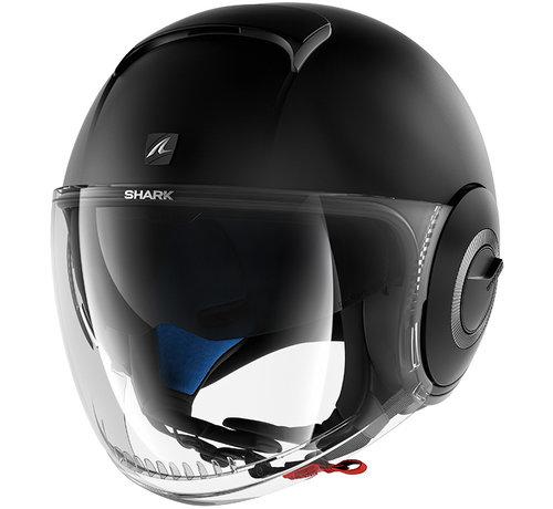 Shark Nano Blank Helm Mat Zwart