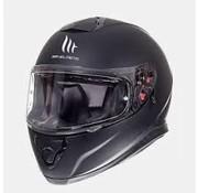 MT-Helmets Helm Thunder III Mat Zwart