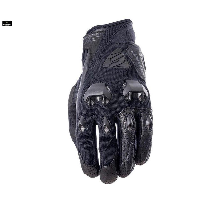 Stunt Evo Airflow Black handschoen