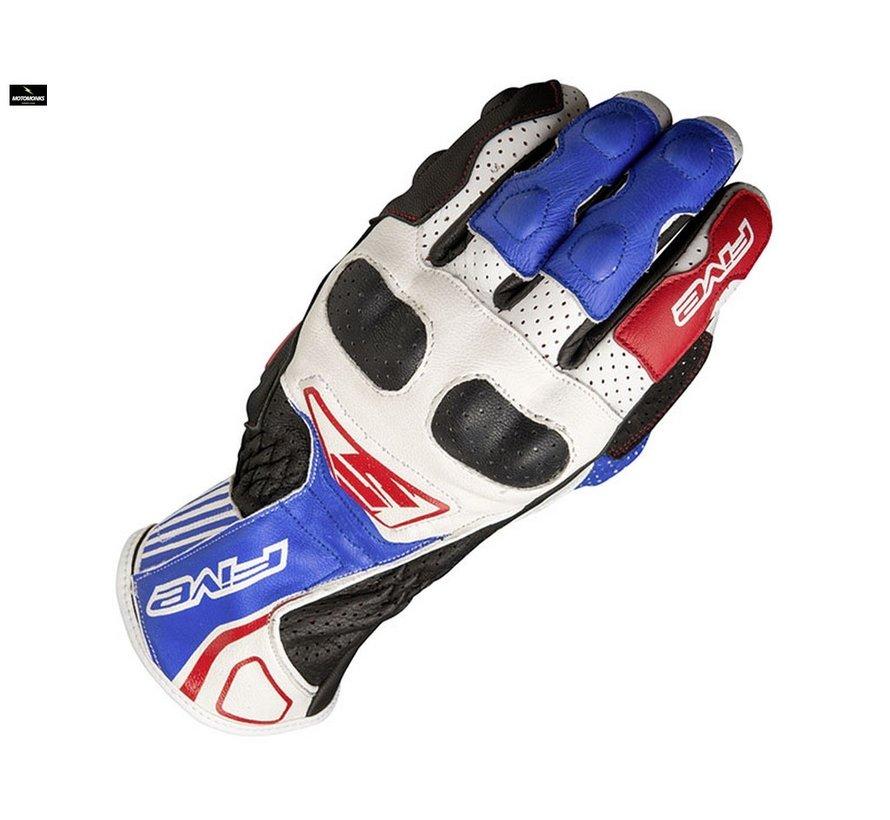 RFX4 Replica White/Blue handschoen