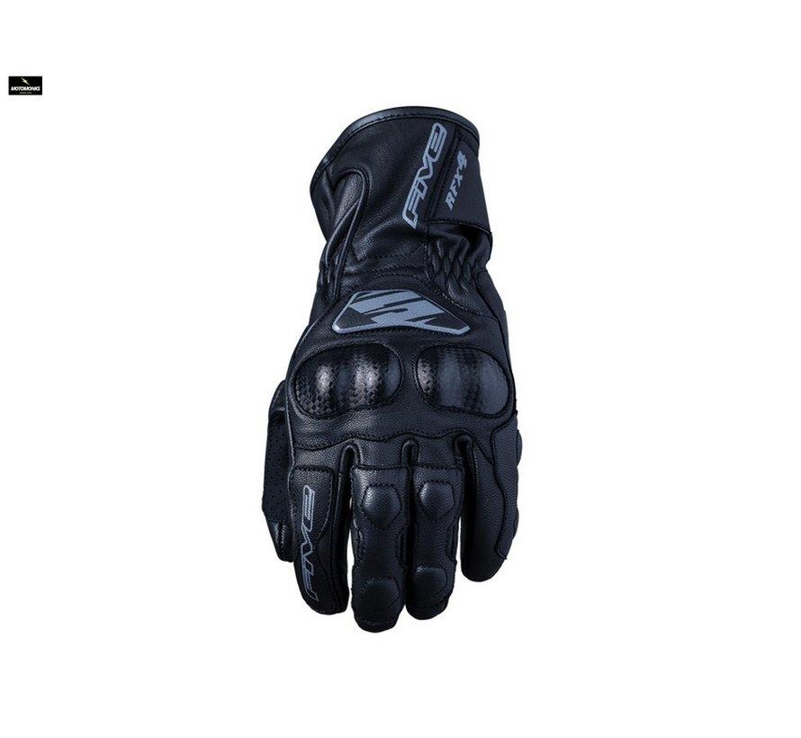 RFX4 vented Black handschoen