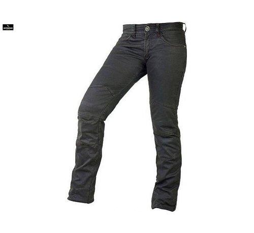 Esquad Chiloe Waxed Black jeans