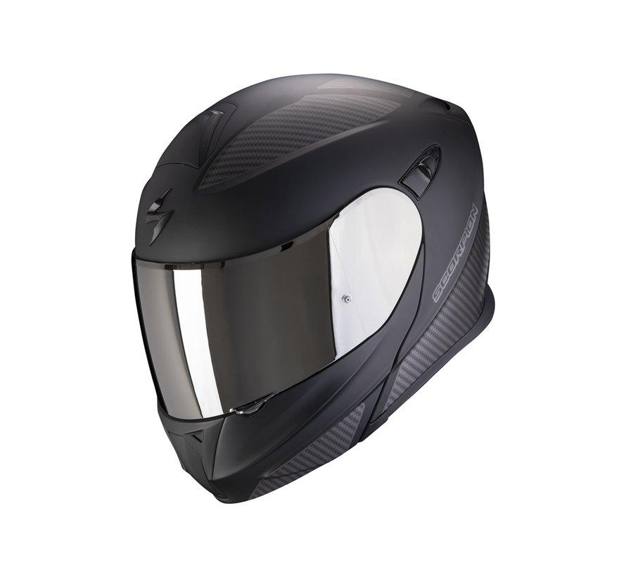 EXO-920 FLUX Matte Black-Silver