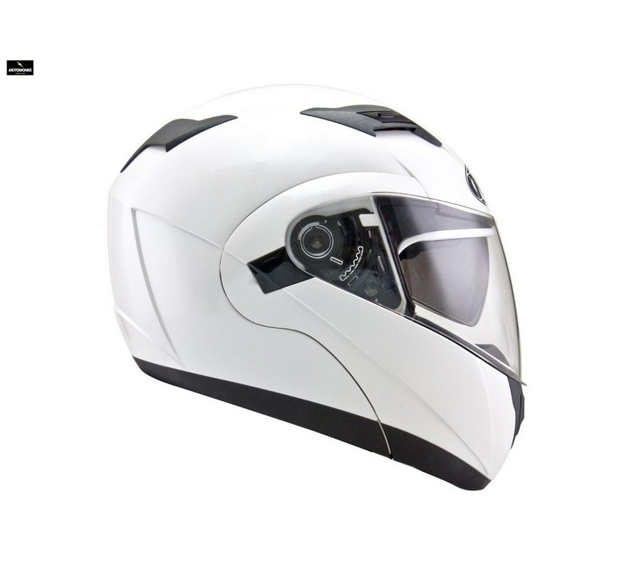 Convair pearl white systeemhelm