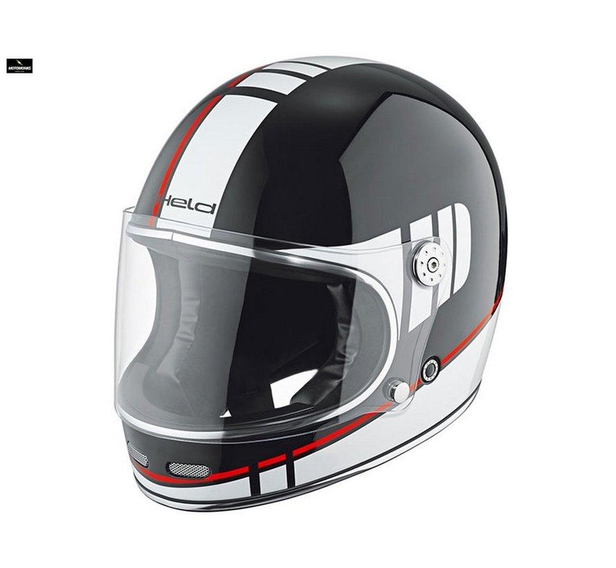 Root Zwart/Wit helm