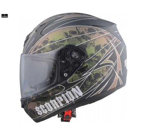 Scorpion EXO 410 Air underworld helm