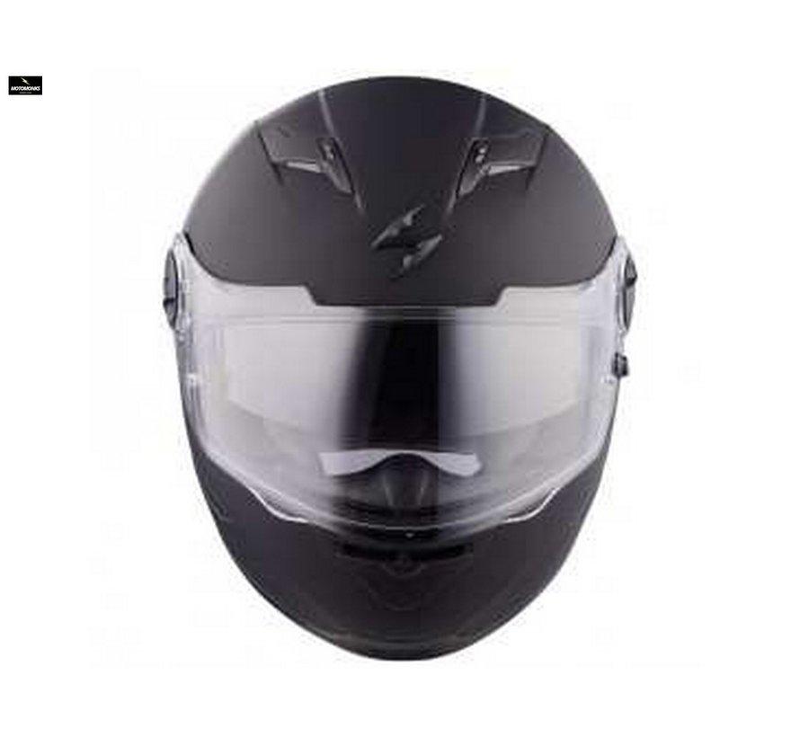 EXO-490 SOLID Noir mat helm