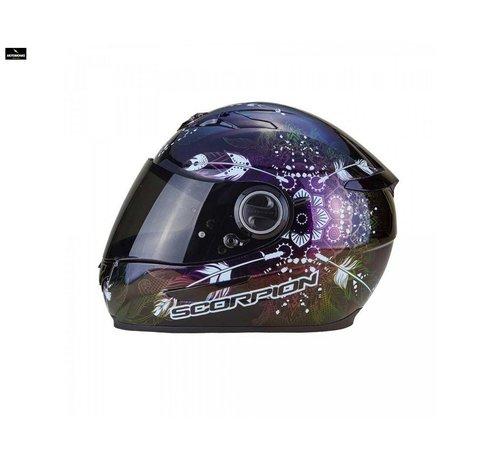 Scorpion EXO 490 Dream Chameleon motorhelm