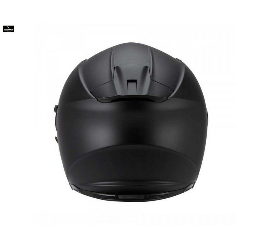 EXO-510 AIR SOLID Matt Black helm