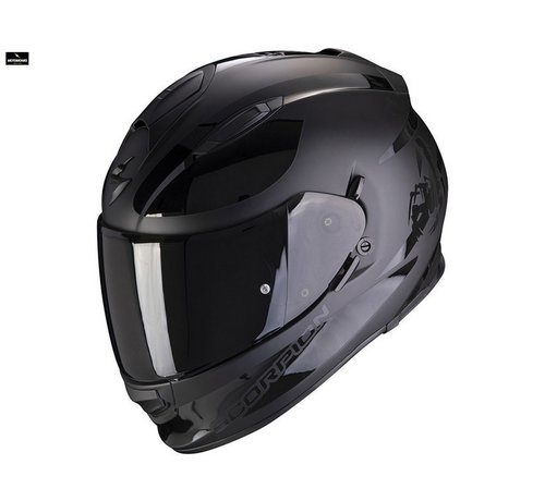 Scorpion Exo 510-air Sublim matt black helm