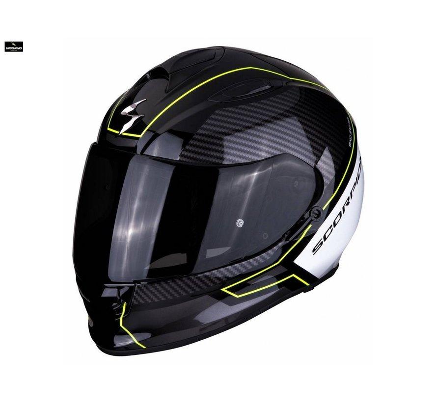 Exo 510-Air Frame Black-Neon helm