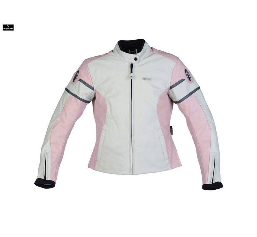 Karina motorjas roze