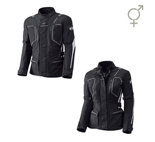 Held Zorro Touring Jacket Zwart