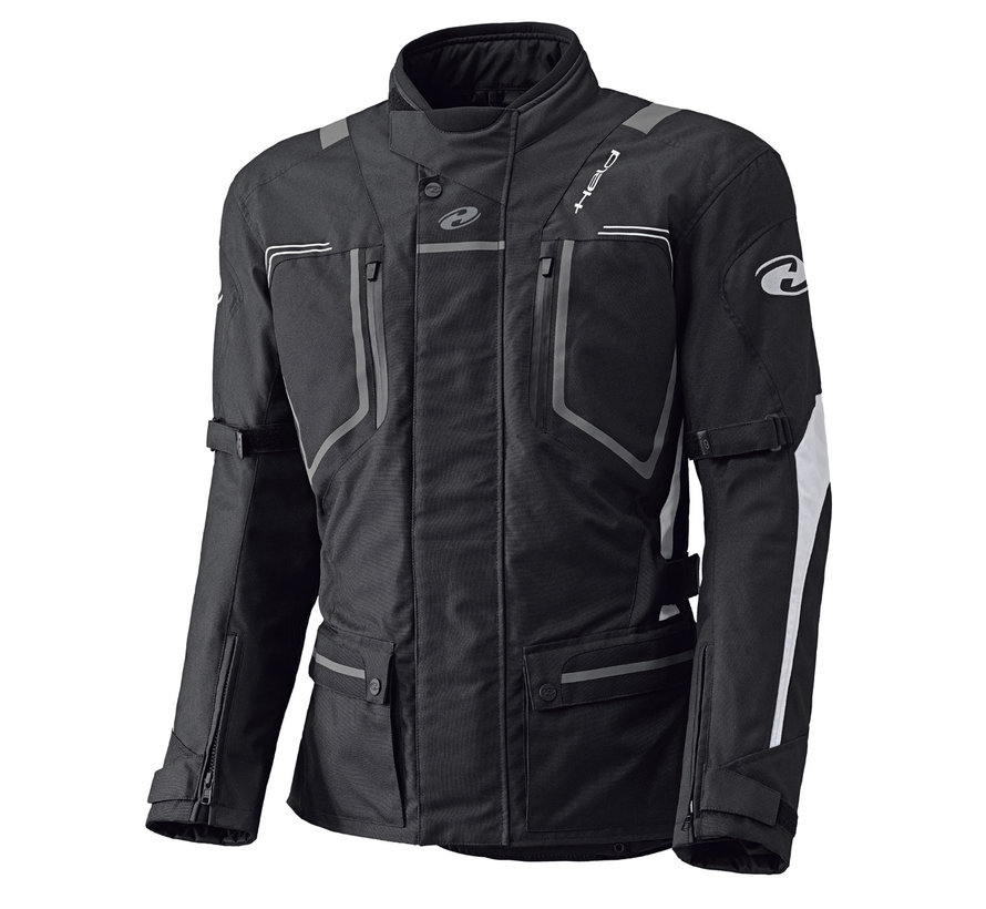 Zorro Touring Jacket Zwart Wit
