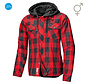 Lumberjack II Zwart Rood
