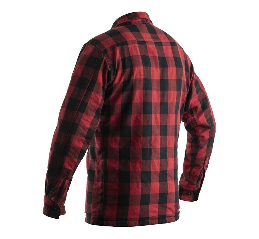 Lumberjack Aramid CE Red