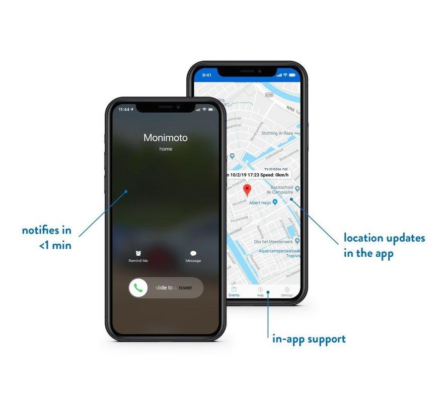 GPS Tracker 2G MM5
