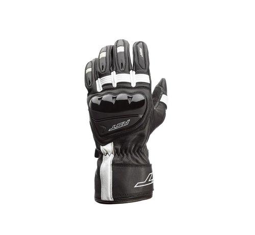 RST RST Pilot CE Handschoenen Leren Zwart/Wit
