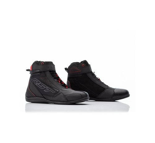 RST Frontier Man Boot Black/Red