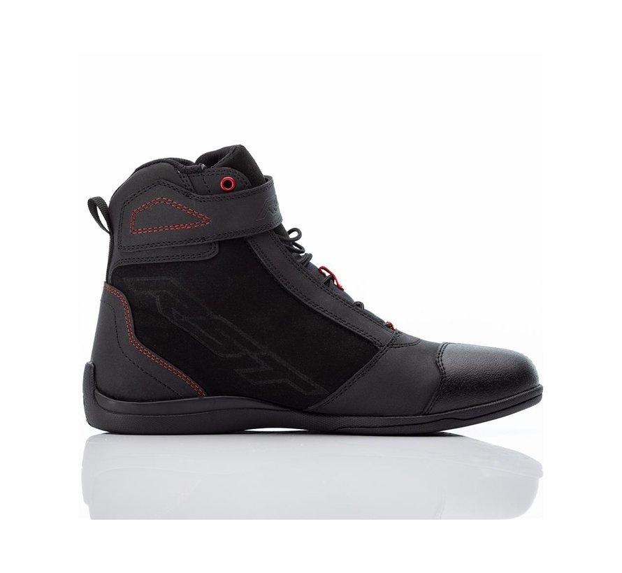 Frontier Man Boot Black/Red