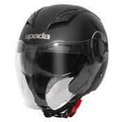 Spada Lycan Plain Helm Zwart