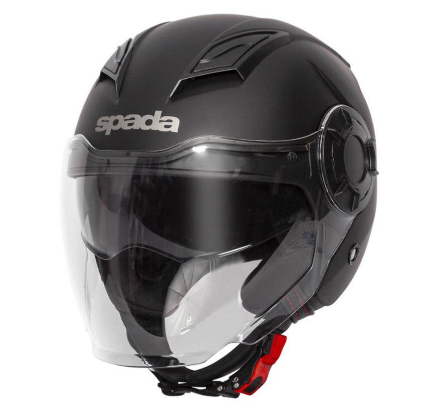 Lycan Plain Helm Zwart