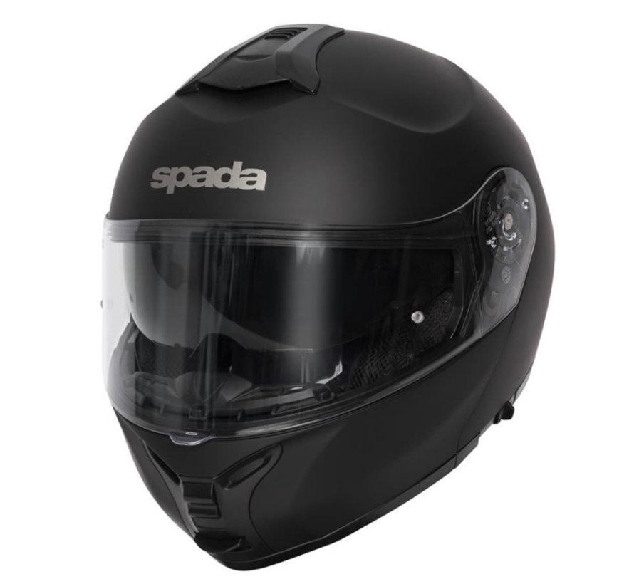 Orion Plain Helm Mat Black