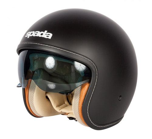 Spada Raze Solid Helm Zwart