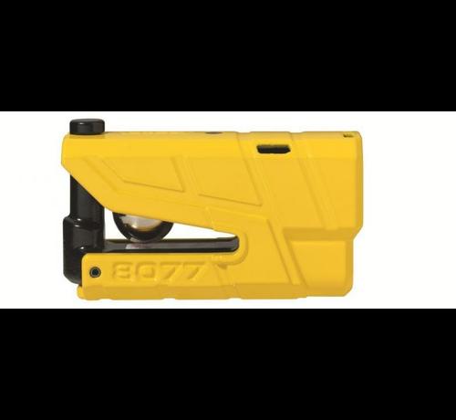 Abus 8077 Decto yellow X-Plus Art 4 MBT4166 Dis Lock